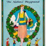 Michigan | Vintage Retro Poster | Colour Factory Editions