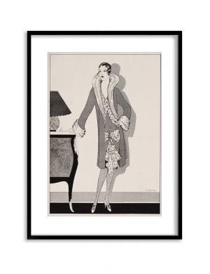 Pose | Vintage Retro Poster | Colour Factory Editions