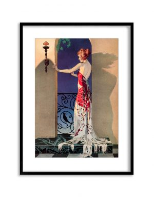 Shadow | Vintage Retro Poster | Colour Factory Editions