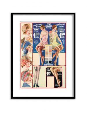 Sierra   Vintage Retro Poster   Colour Factory Editions
