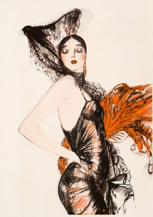The Dance | Vintage Retro Poster | Colour Factory Editions