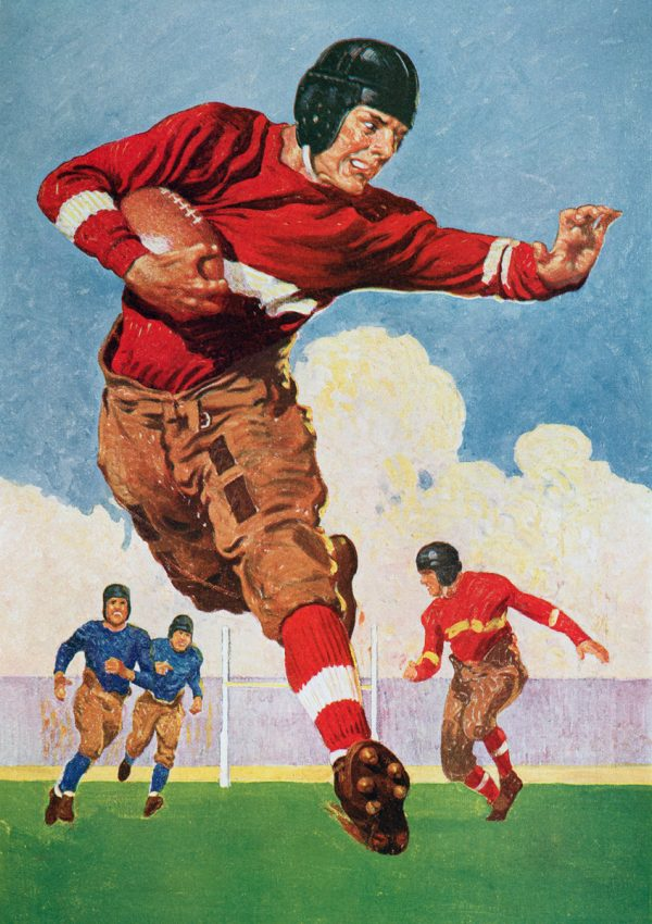 The Game   Vintage Retro Poster   Colour Factory Editions