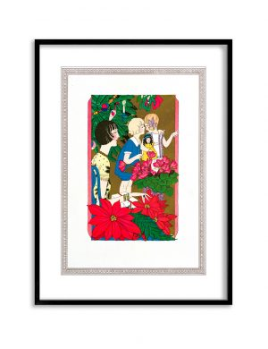 The Gift | Vintage Retro Poster | Colour Factory Editions