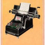 The Sundstrand | Vintage Retro Poster | Colour Factory Editions