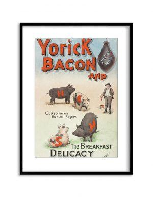 Yorick | Vintage Retro Poster | Colour Factory Editions