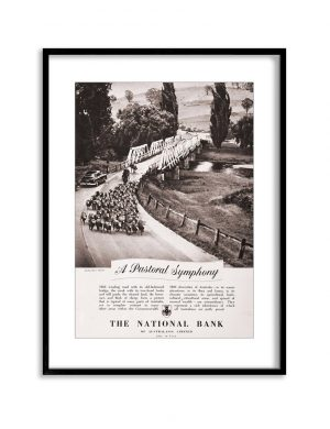 Pastoral Symphony | Vintage Retro Poster | Colour Factory Editions